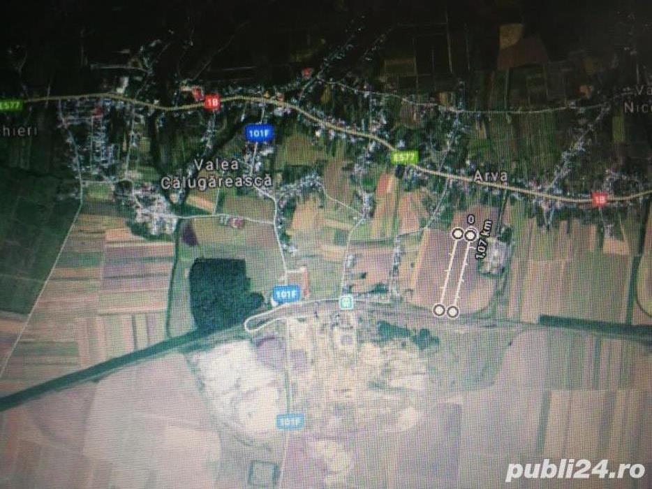 Teren Valea Calugareasca Prahova Ploiesti Investiție
