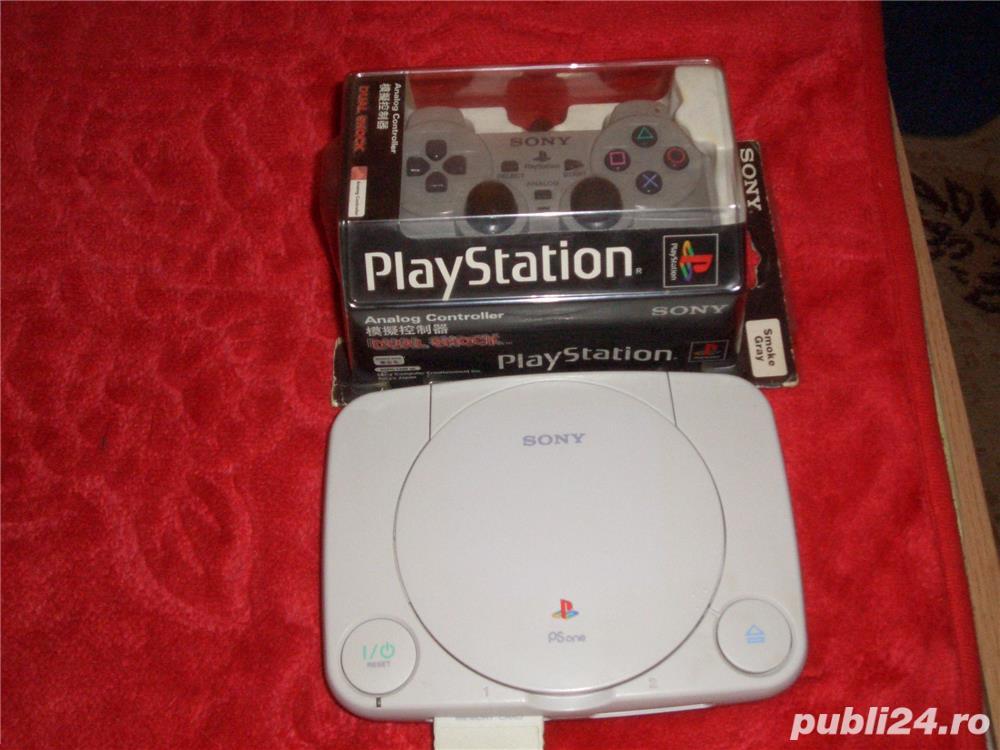 Sony Play station PS 1 (SCHIMB)