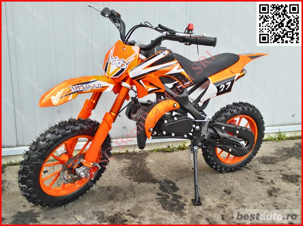 Atv BEMI midi CROSS poket DB-708A copii