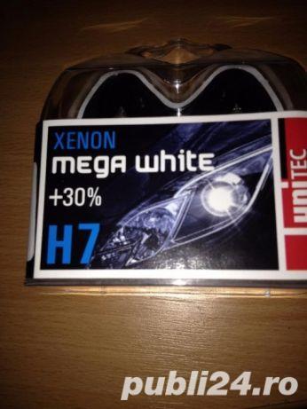 Becuri Xenon mega white H7 12V 55W