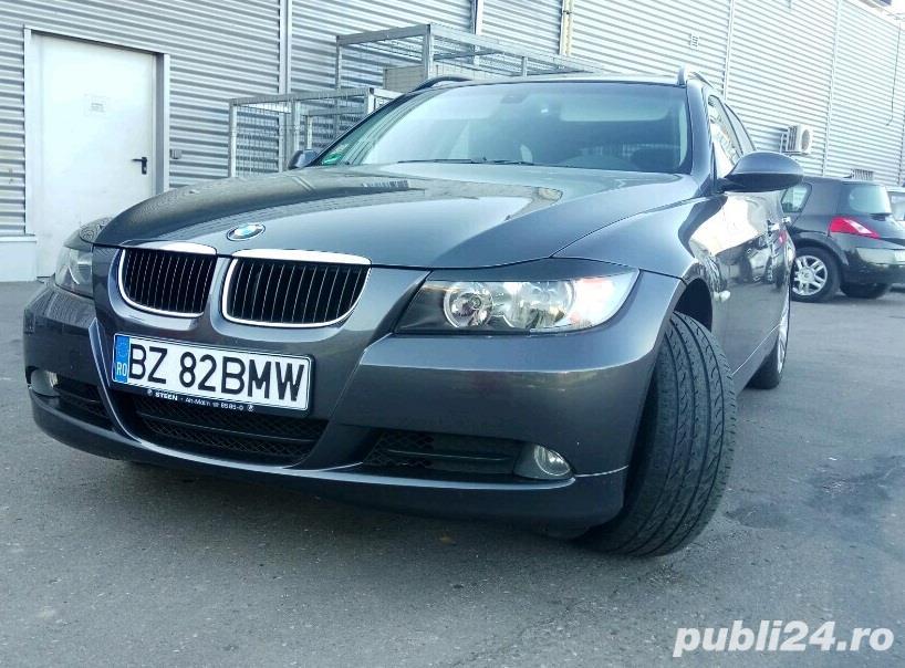 BMW 320, E91, automat