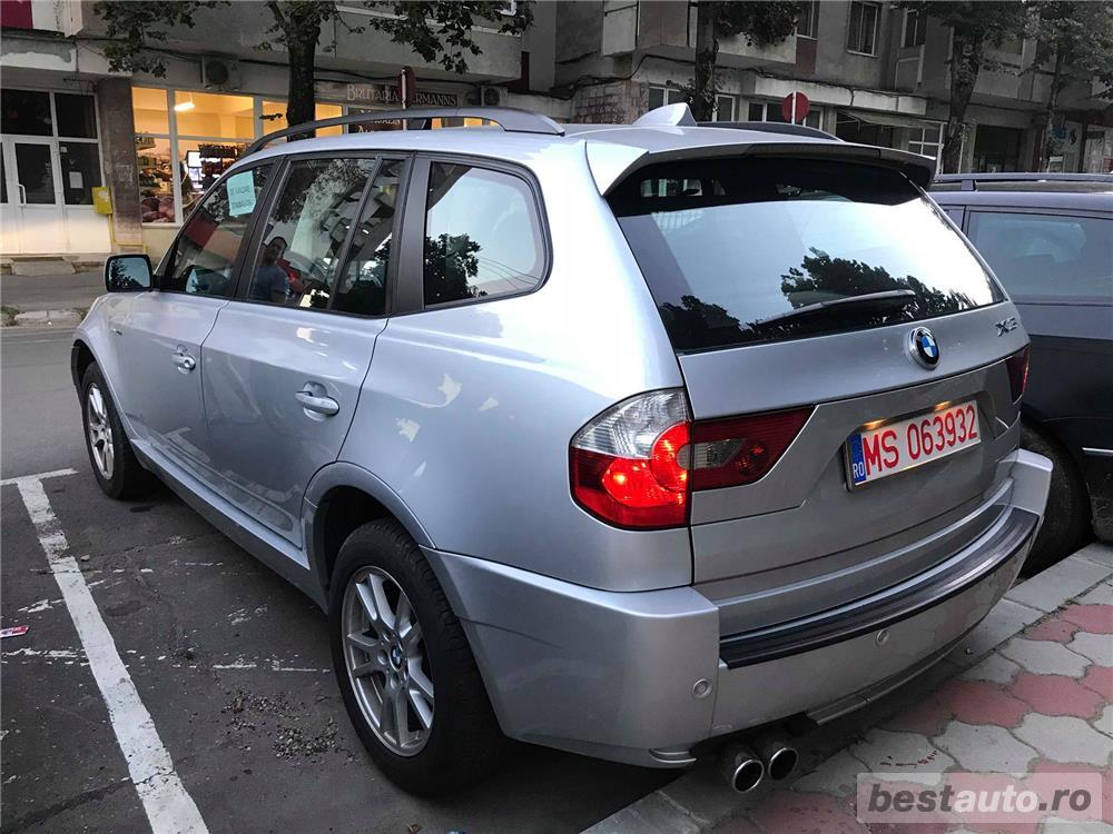 BMW X3 inscris recent