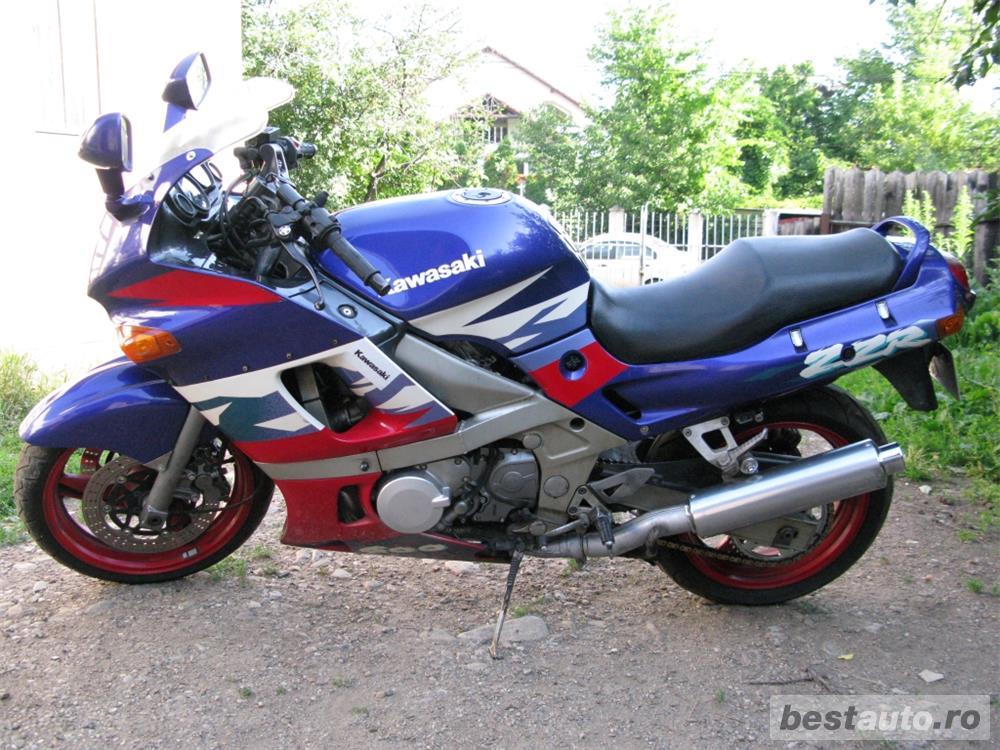 Kawasaki ZX600DE