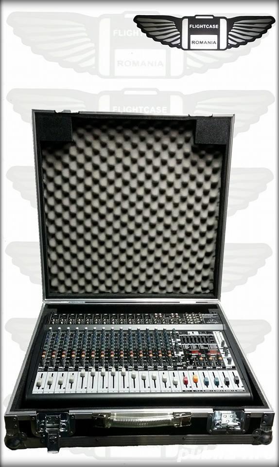 Vand mixer Powermixer Behringher PMP6000   CASE