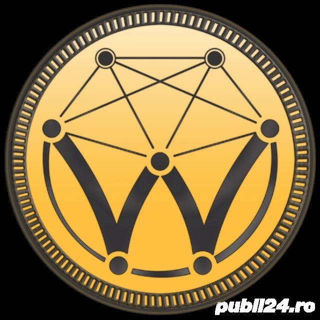 Vand WebDollar crypto moneda 5.000 Webdollar - pret Excelent