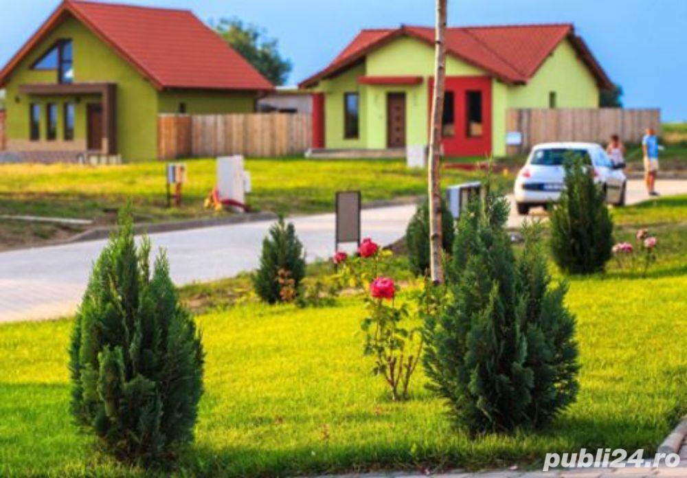 Casa cu teren in municipiul Husi jud. Vaslui 2500mp intravilan