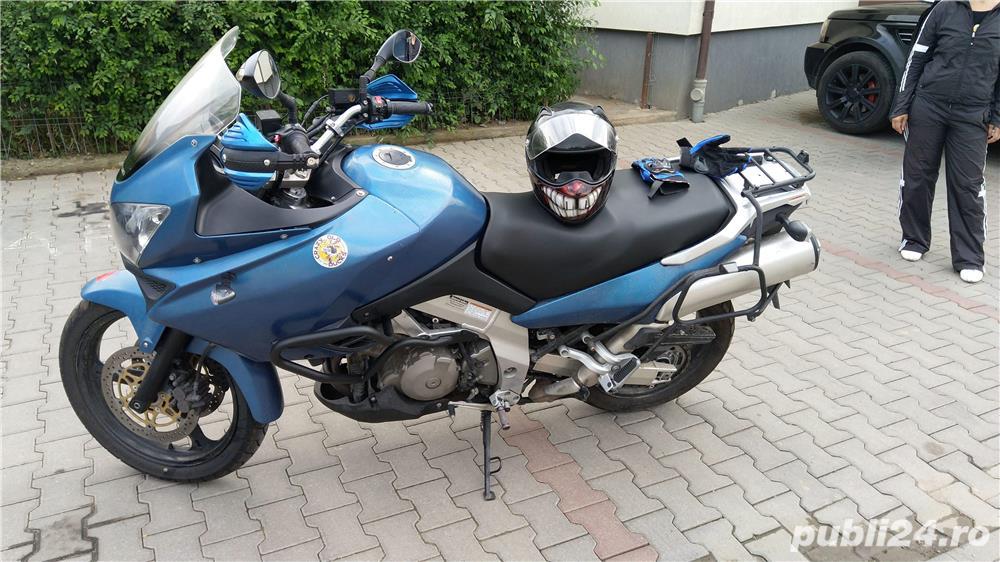 Suzuki VSTORM DL 1000 sau schimb cu SMART
