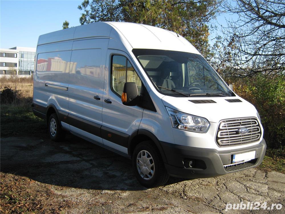 Ford Transit FCD duba