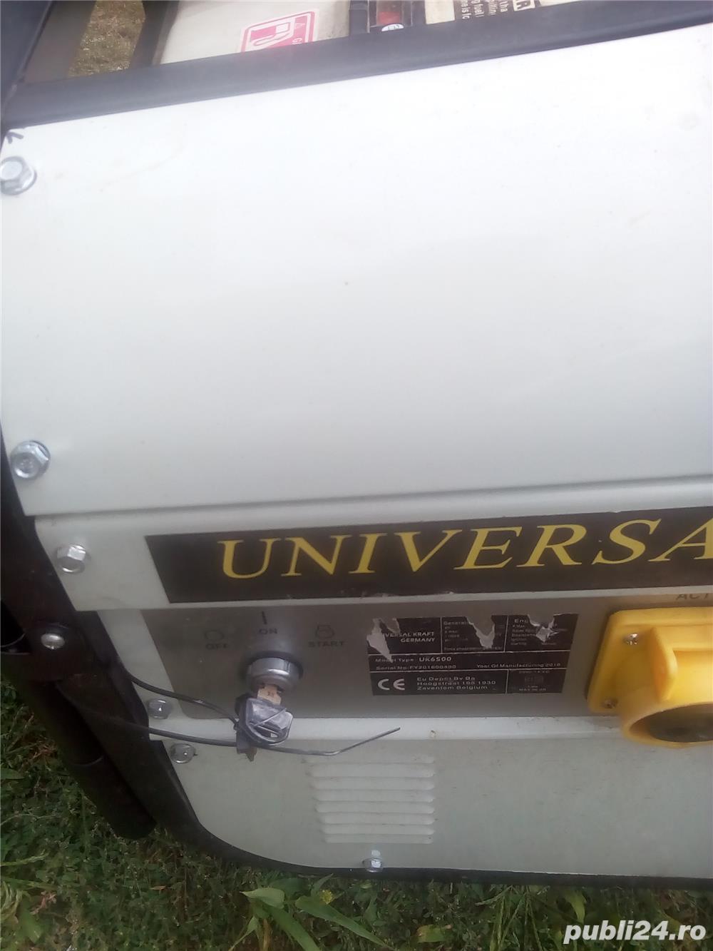 generator nemtesc 6,5 kw