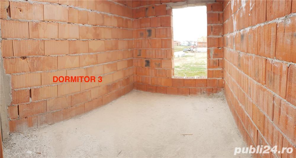 Comision 0! casa 4 camere cu teren 250 mp.