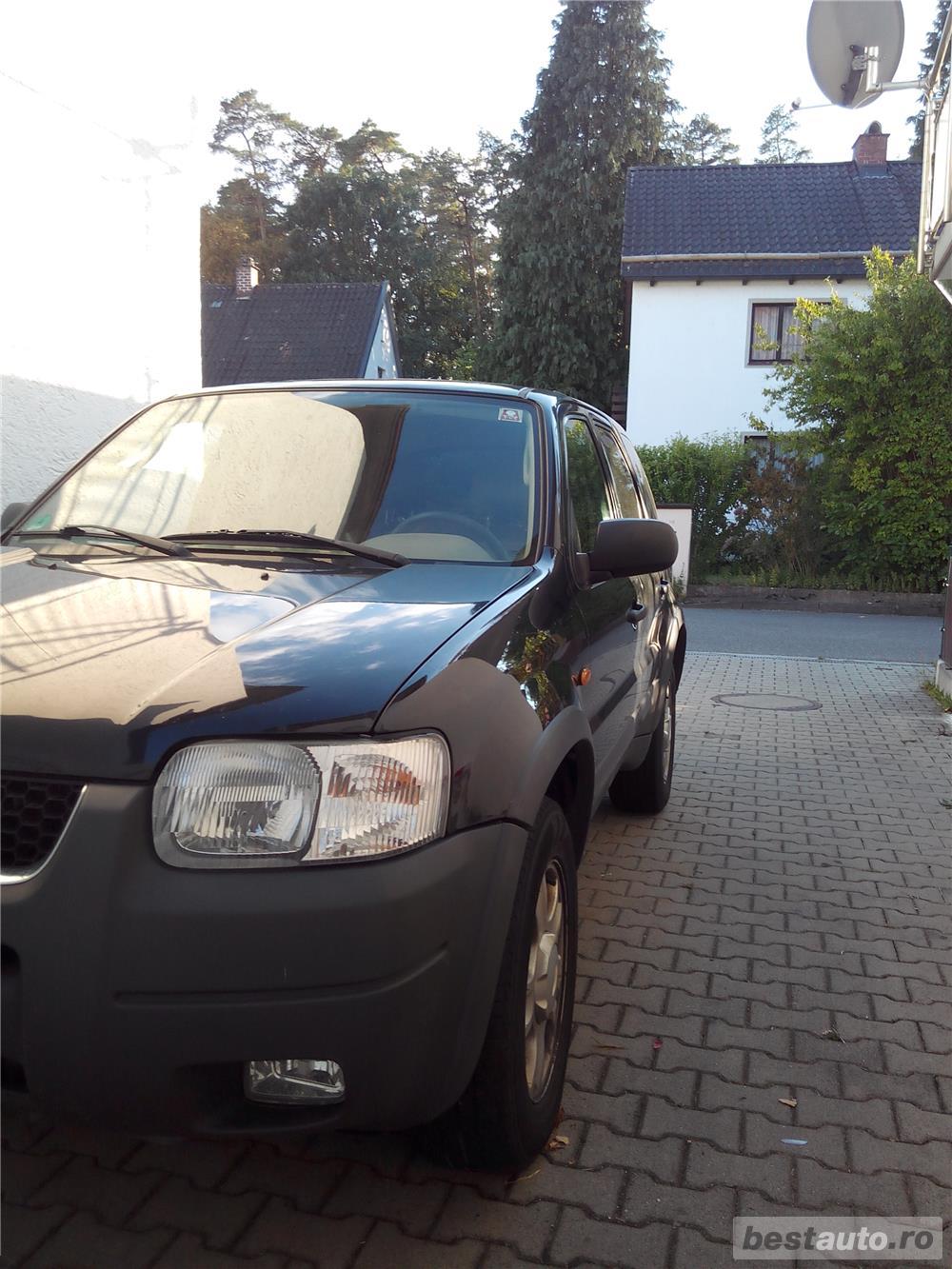 Ford  Maverick nr Ro