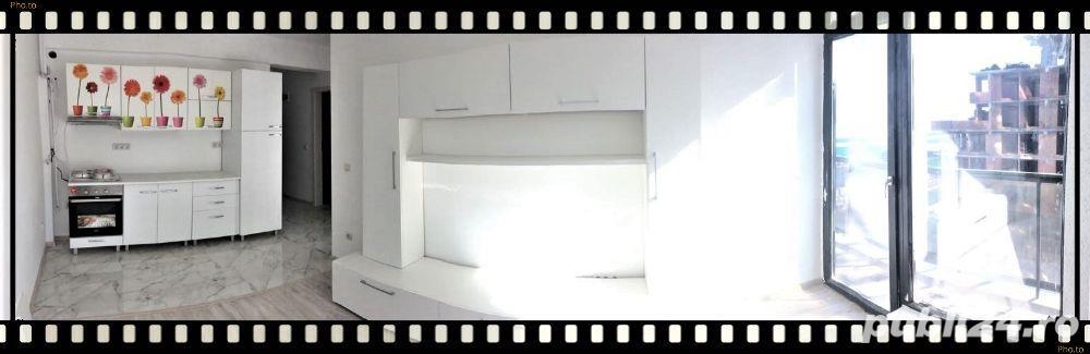 45 000 euro Apartament 2 camere Spatios cu finisaje in bloc nou