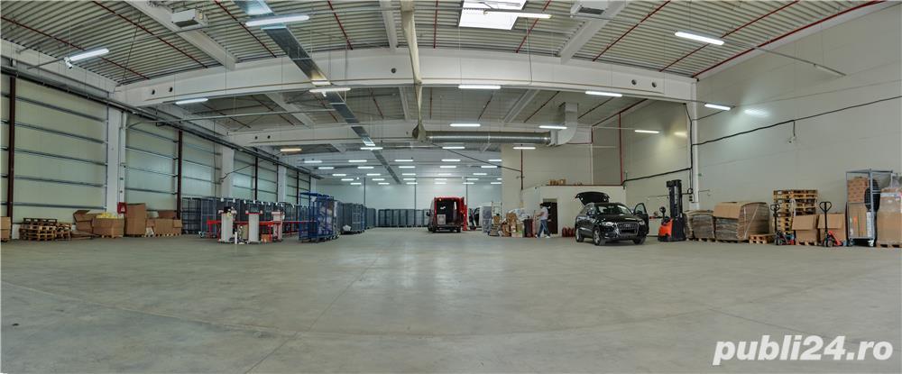 Spatiu industrial de inchiriat 1500 m2 - 4 Eur/m2