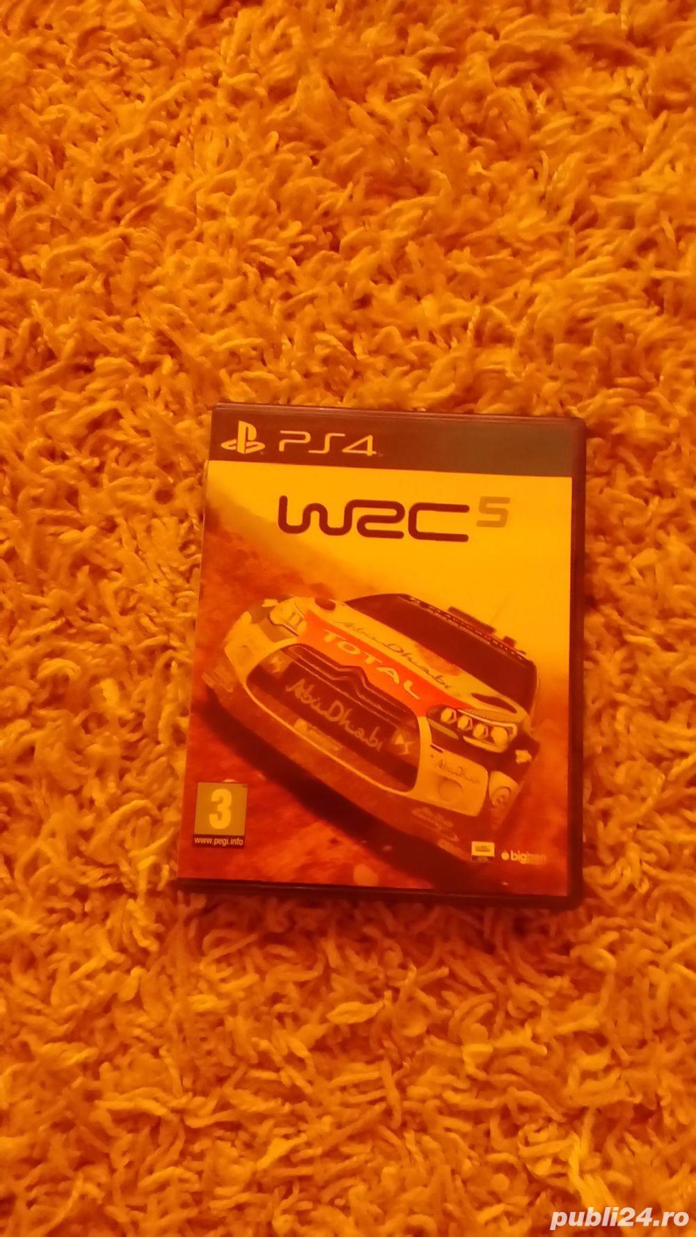 Vand joc de Paystation 4 WRC 5