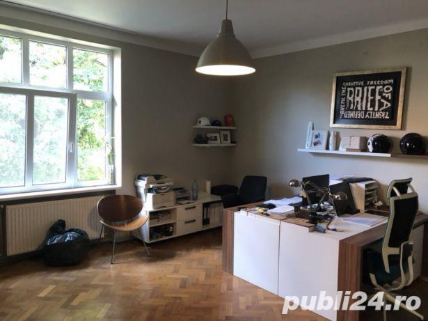 Balcescu.apt 3 camere,et 1/1,120 mp,semidecomandat,centrala,157.000 euro