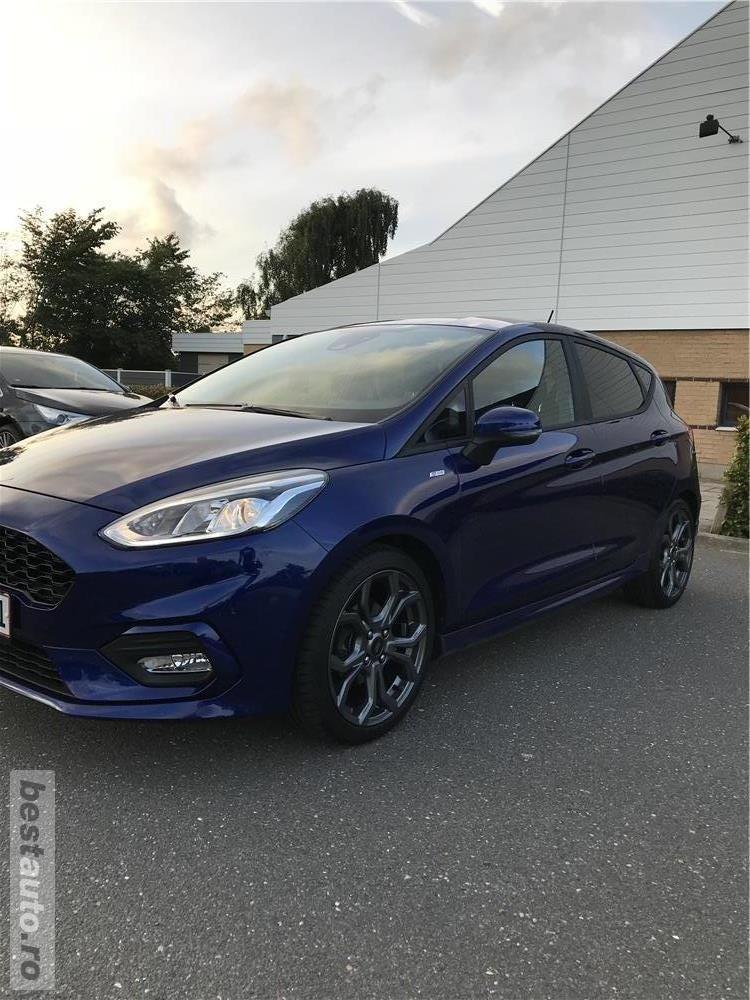 Ford fiesta- st line 2018