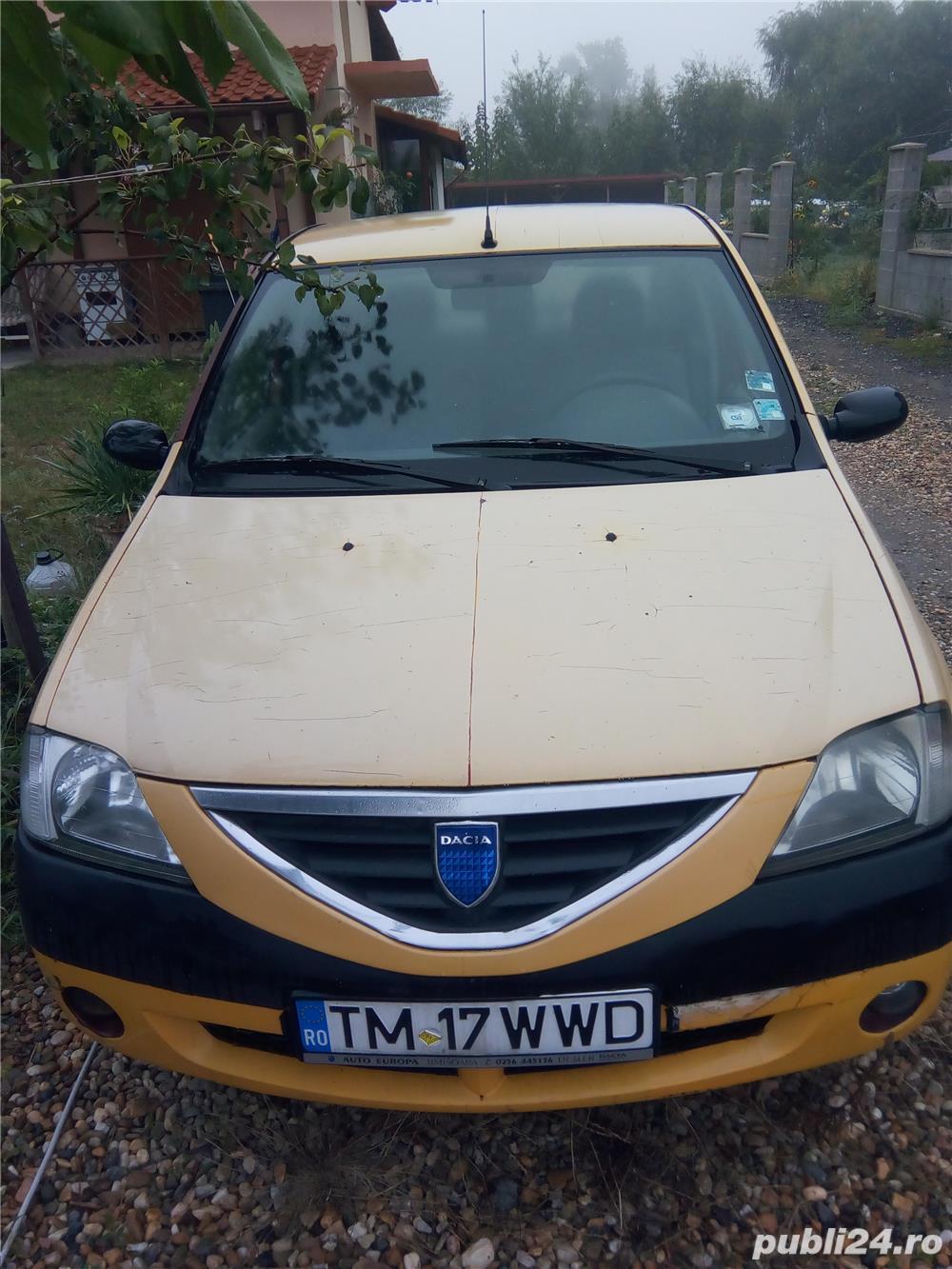Dacia logan  vand / schimb