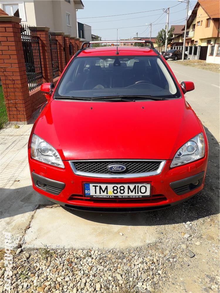 Ford Focus Titanium 136cp Xenon