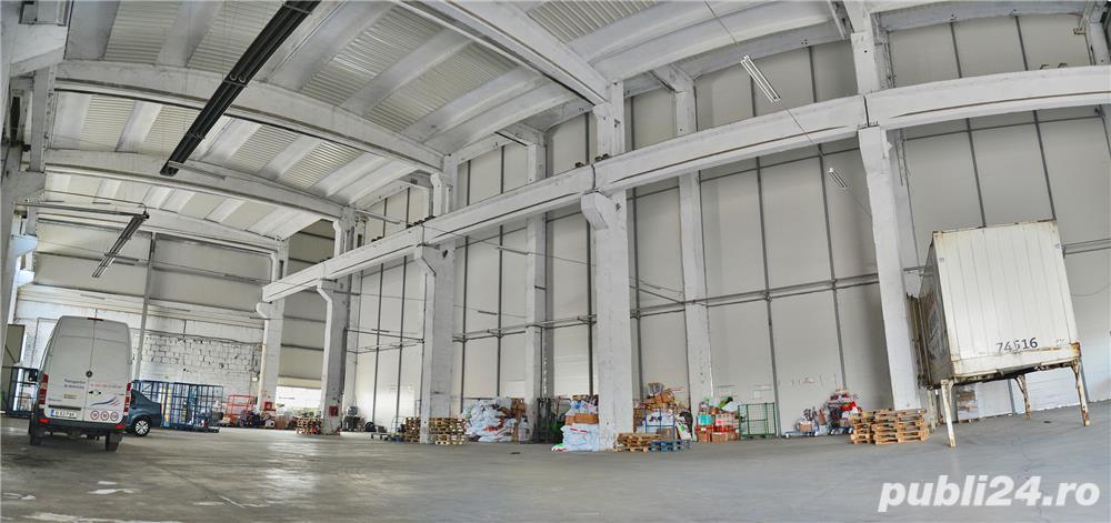 Spatiu industrial de inchiriat 1.300 m2 - 3.25 eur/m2