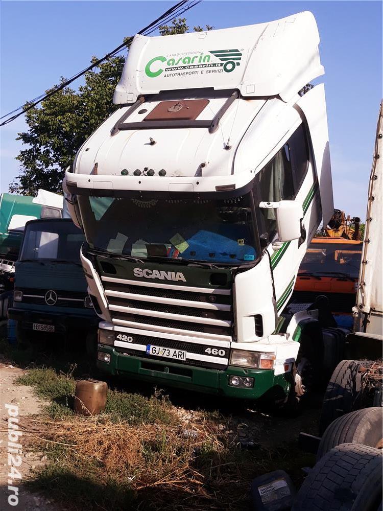 Dezmembrez Scania R420 460
