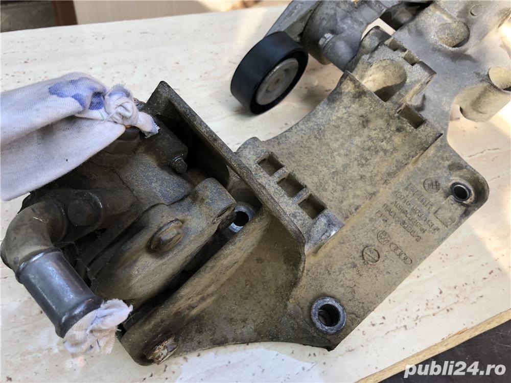 Suport pompa servo vw caddy 1.9 tdi,105 cp