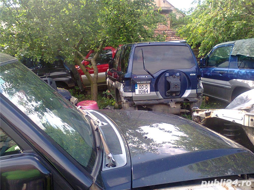 Dezmembrez Mitsubishi Pajero Pinin 1,8 GDI,2,0 GDI, 1, 8 MPI.