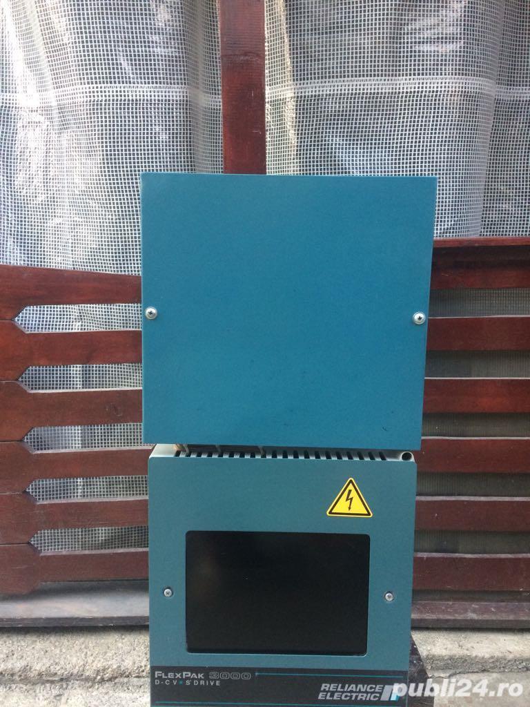 Convertizor motor CC DC Reliance Electric 520VDC 250A FP3000-S6R-250-AN