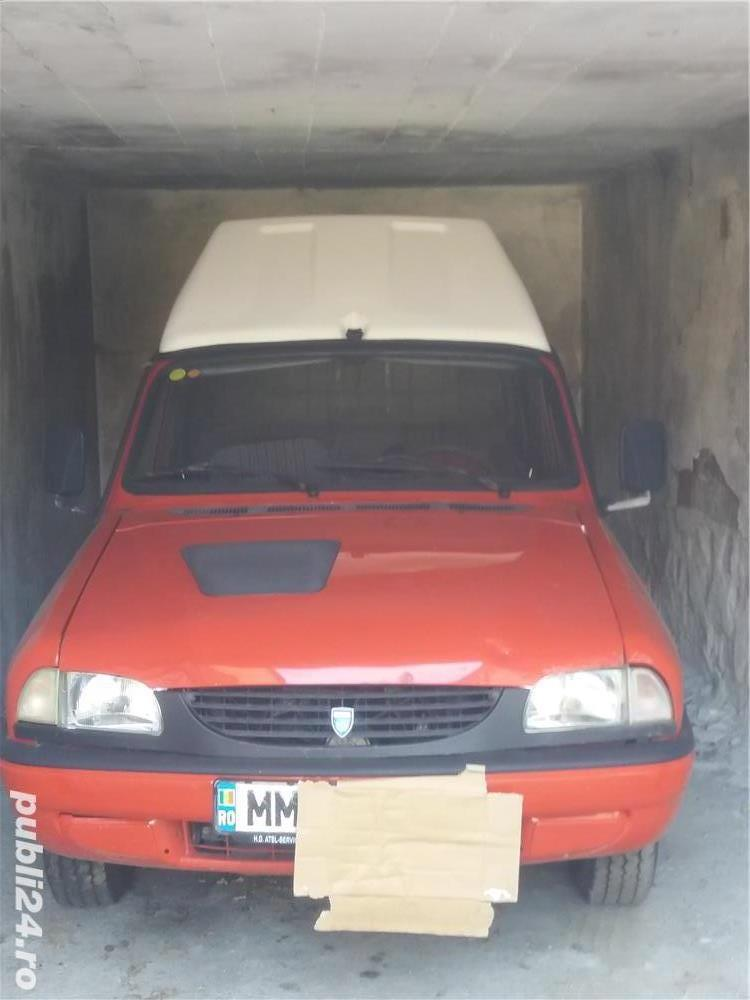 Dacia pick up dubla cabina, diesel,2005