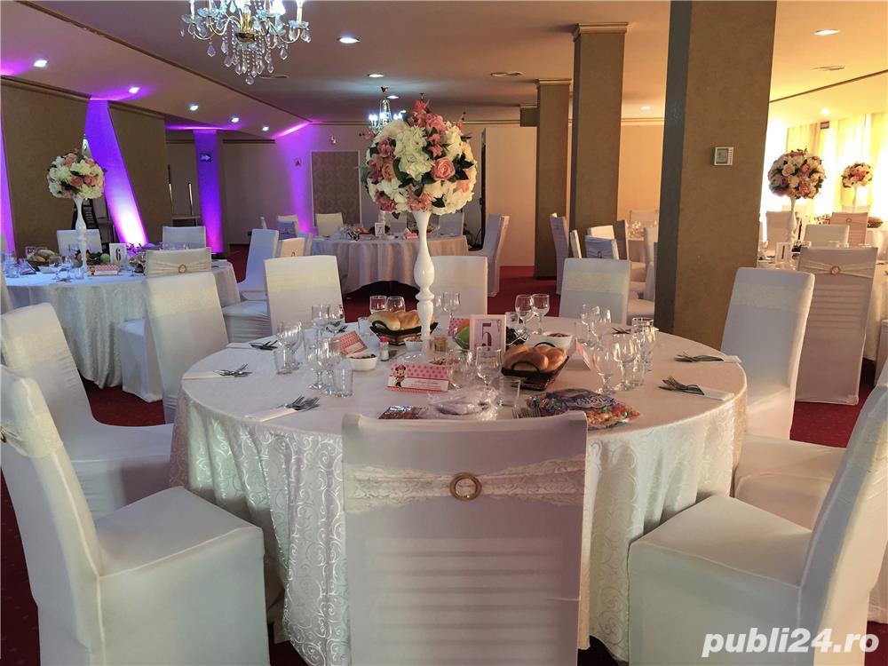 Aranjamente nunti, botezuri - Fum Greu Bellagio Events