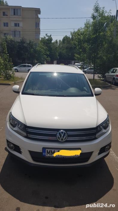 VW Tiguan,2013, 131000 km