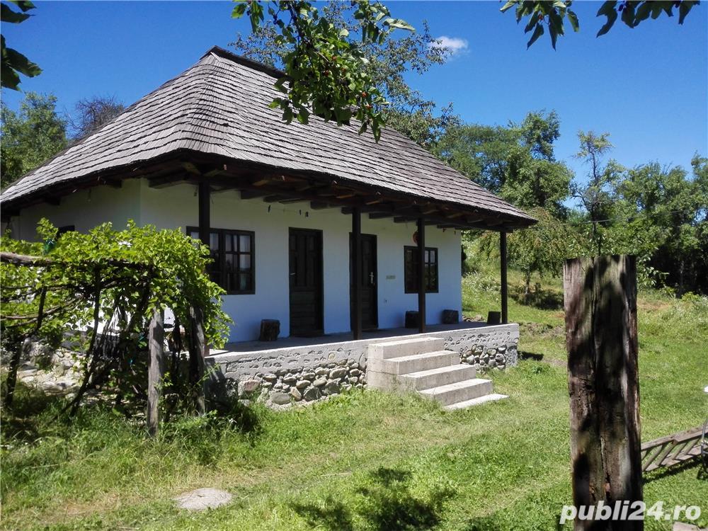 Casa traditionala Argeseana, Transfagarasan