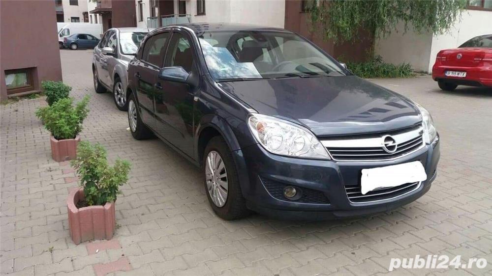 Opel astra H înmatriculat RO ( B 98 NWB)
