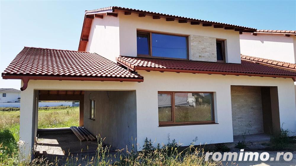 Casa individuala, 4 camere, garaj, terasa