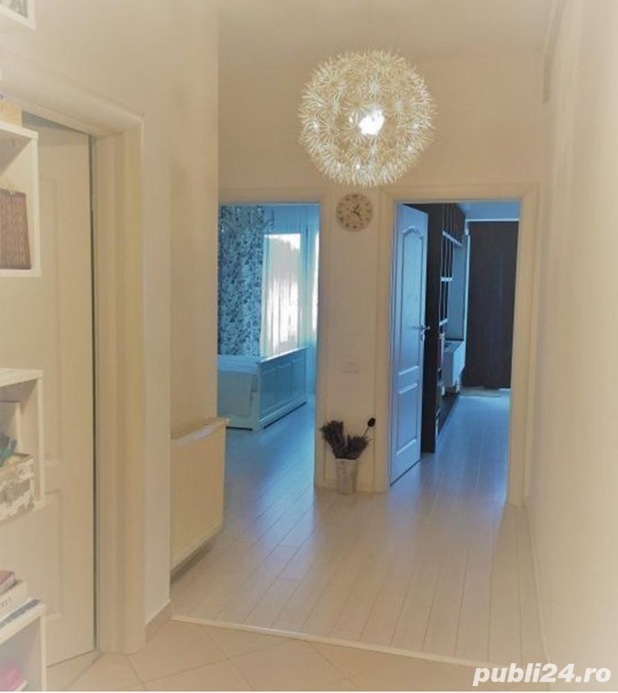 Apartament 2 camere, complet mobilat, Bucurestii Noi, 200 m Metrou Laminorului