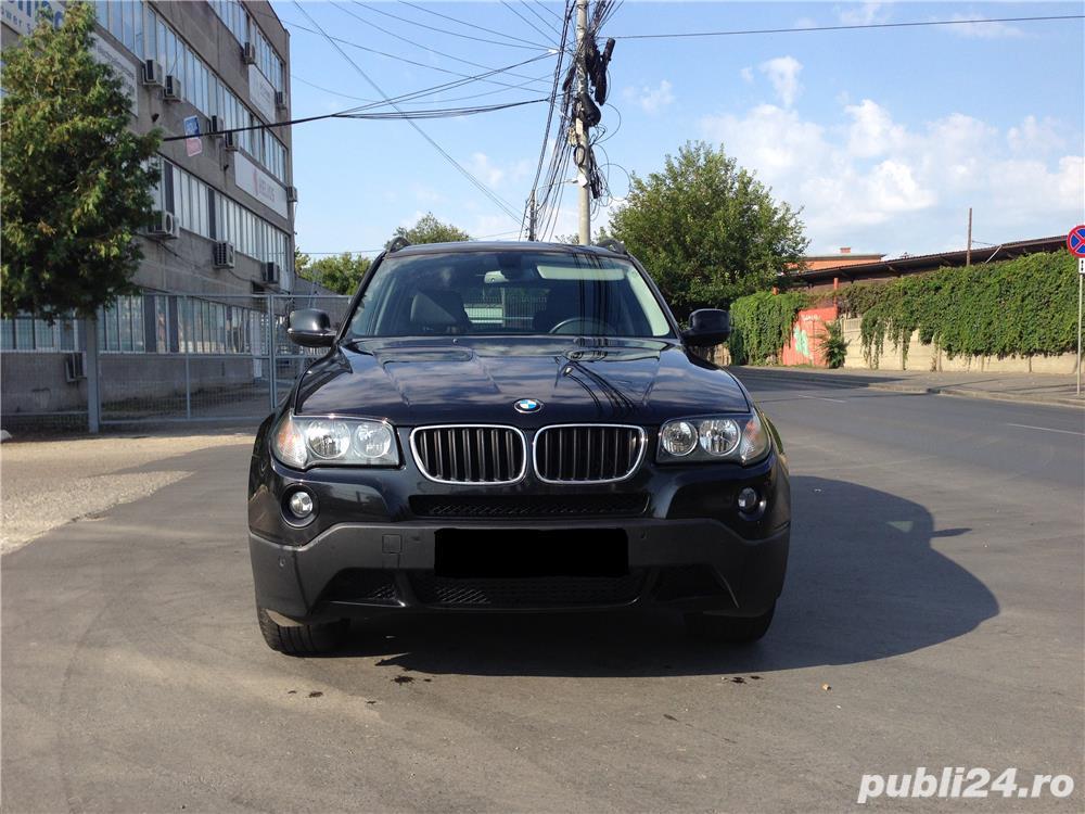 BMW X3  Xdrive euro 5