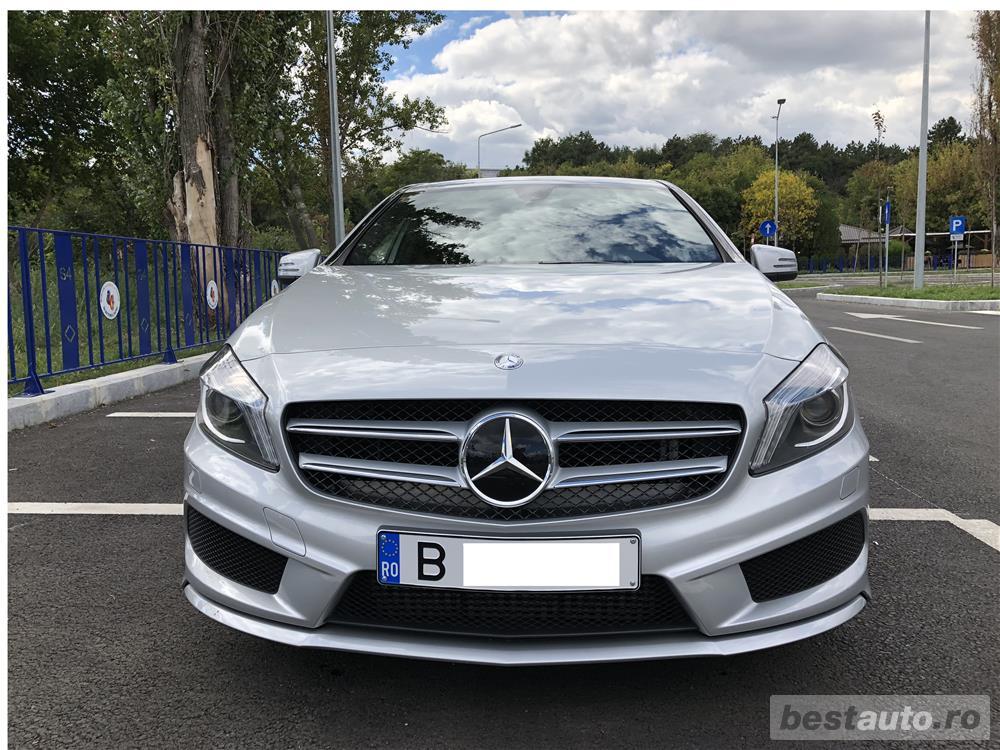 Mercedes-benz A 180 Automata 58.000 KM