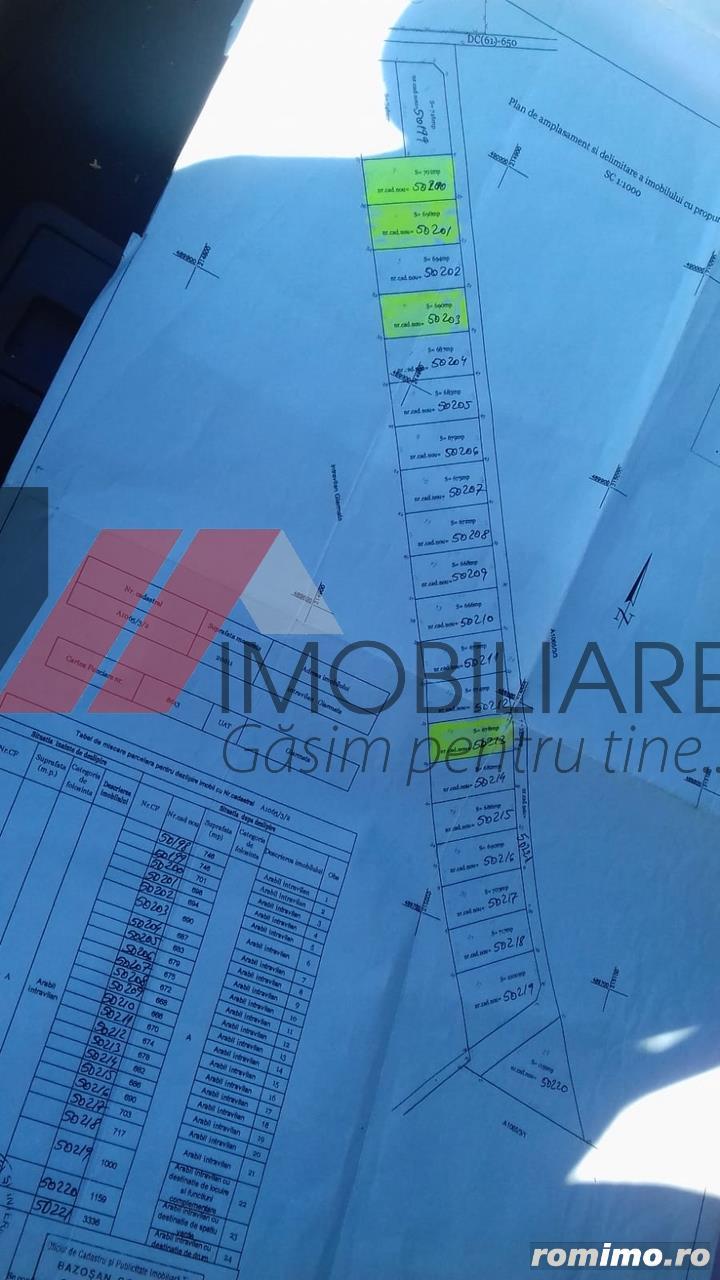 Giarmata Mare-PUZ 14 parcele - 500/700mp