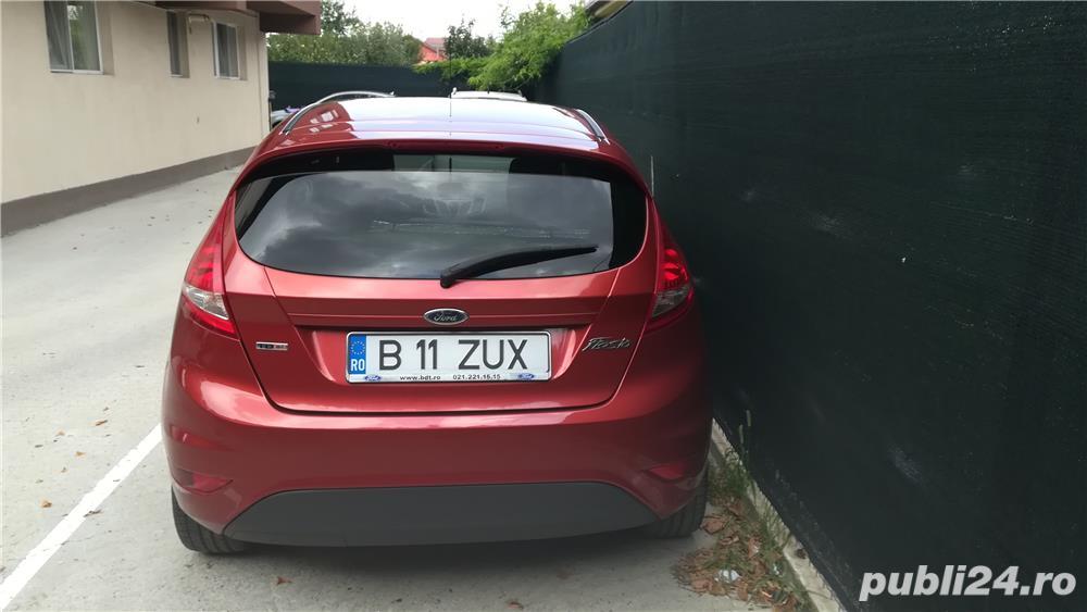 Ford Fiesta 1.4 TDCI, 2010  Euro 4 fabricat in germania