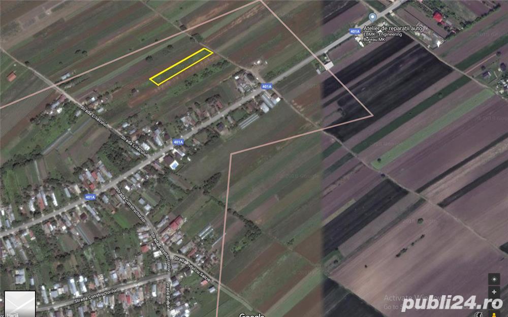 Vand doua loturi de casa in Tantava , langa Domnesti , Ilfov