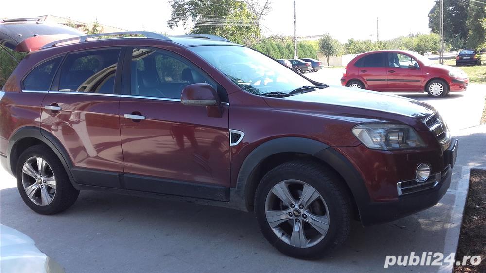 Chevrolet Captiva Schimb