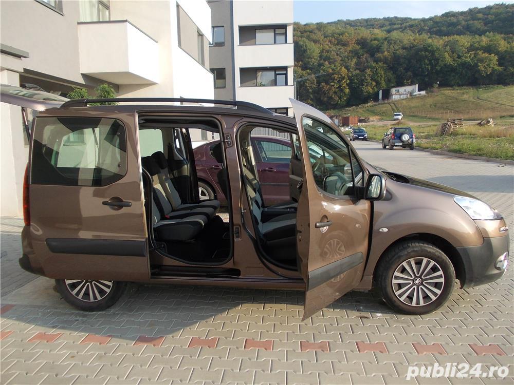 Peugeot partner-tepee