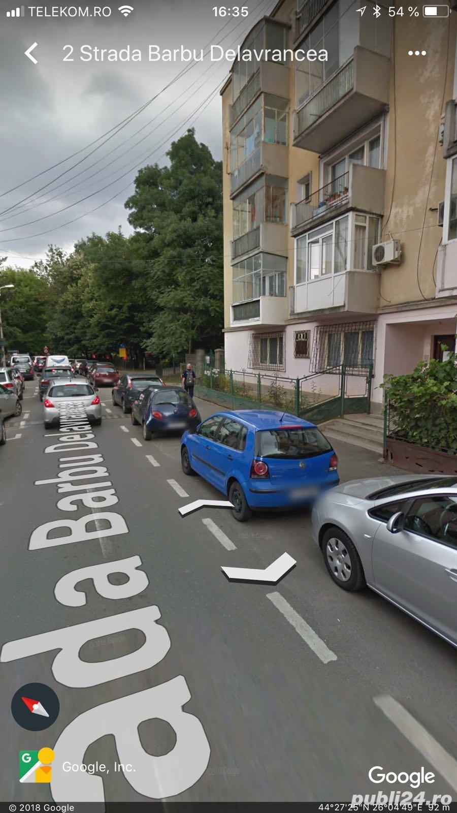 Vanzare  apartament  cu 3 camere Bucuresti, Kiseleff  - 125 EURO