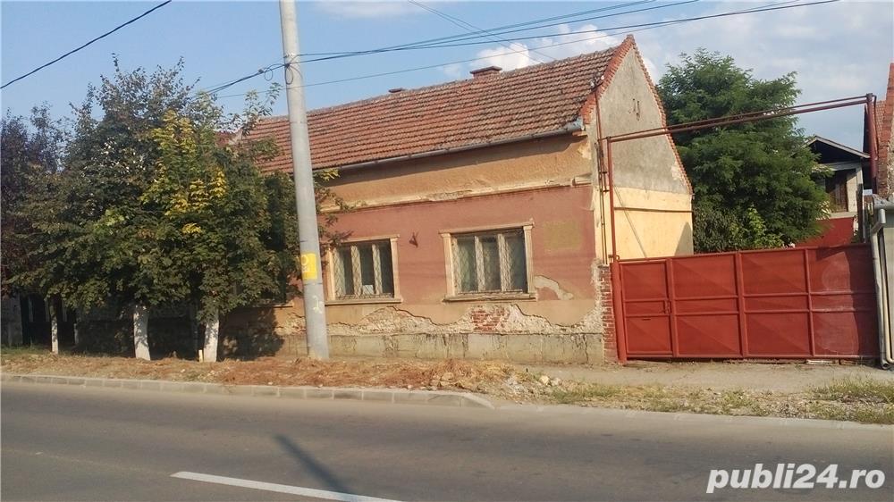 Vand casa in Marghita la 200 m de Primarie