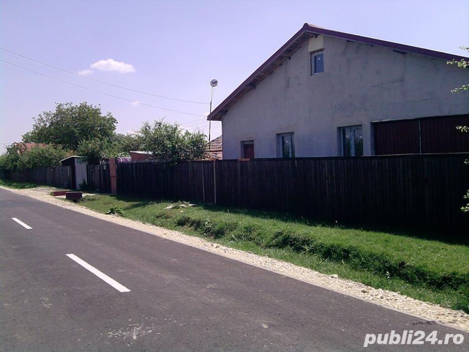 Vand casa in comuna Dascalu, judetul Ilfov.