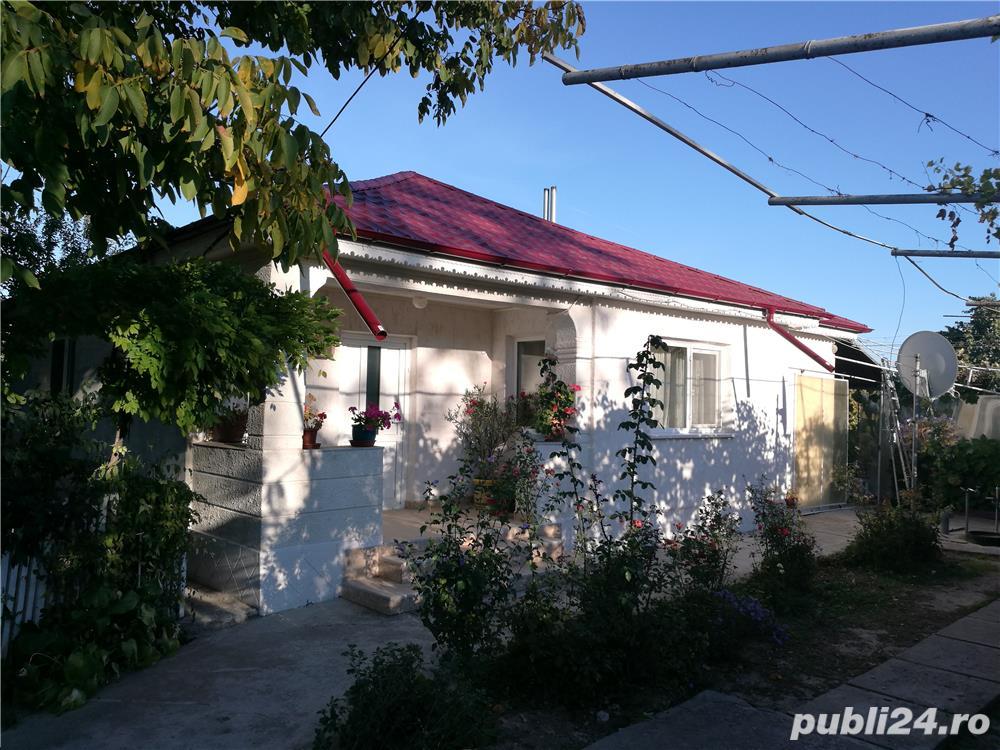 Vand/schimb/negociez casa de locuit ecologica in Com.(sat) Vulturu, Vrancea