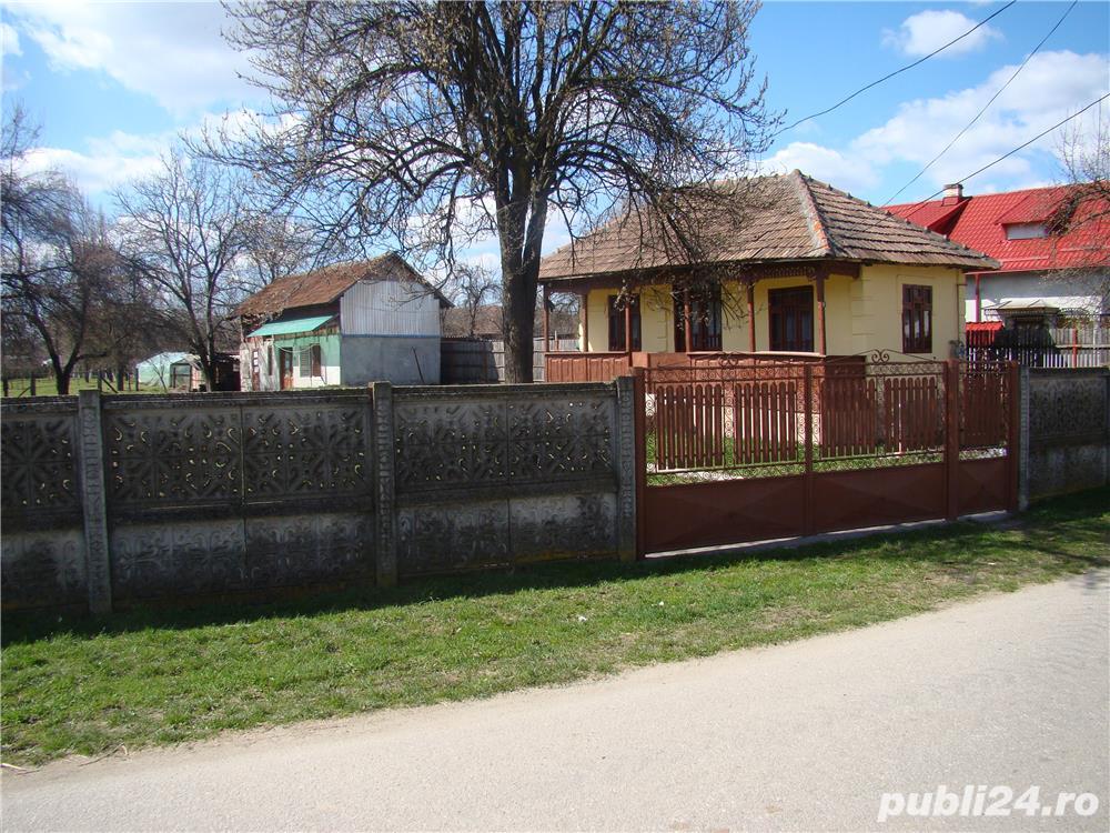Casa cu teren 2000 mp Vulcana Pandele - DB
