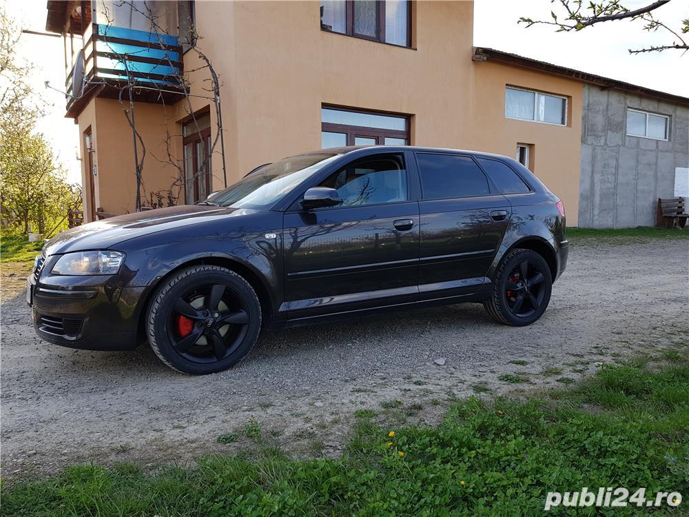 Audi a3 8p sportback 2.0l 2007 (sau schimb)