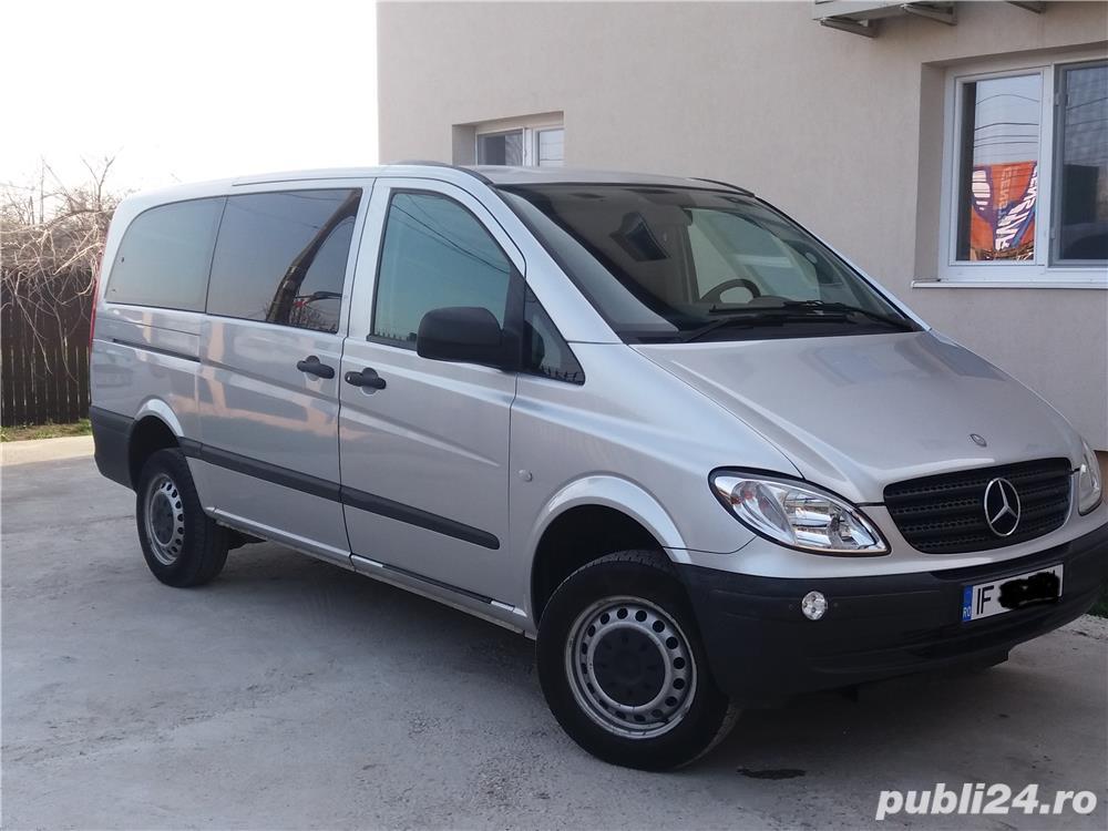 Mercedes-benz Vito 4X4 10700 euro
