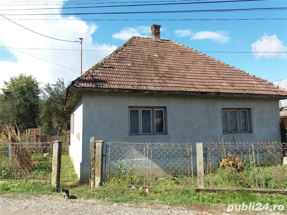 Se vinde casa cu teren in sighetul marmatiei
