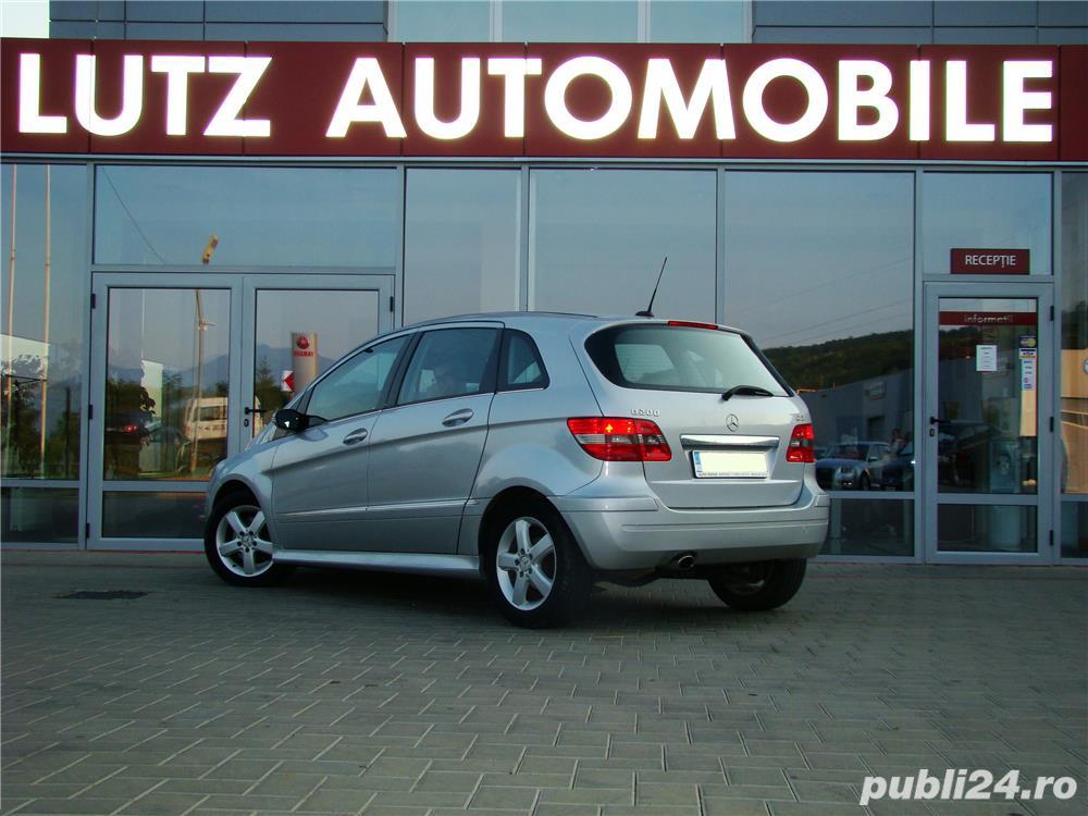 Mercedes-benz Clasa B